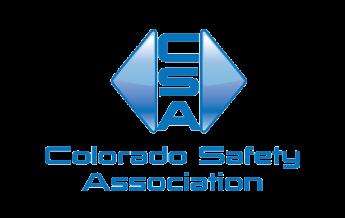 Colorado Safety Association logo